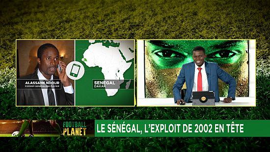 Russie 2018 : le Sénégal face au lourd héritage du Mondial 2002