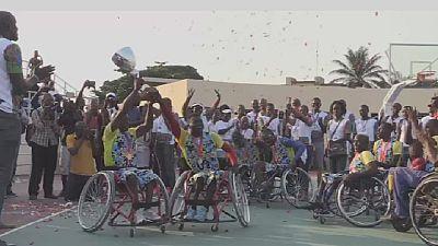 2ème édition du Championnat de Handibasket en RDC
