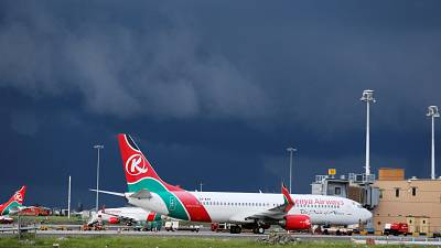 Kenya Airways seeks to run main Nairobi airport to boost earnings