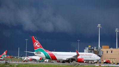 Kenya Airways seeks to run main Nairobi airport to boost earnings