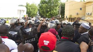 Respect freedom of expression, EU tells Mali authorities after dispersed opposition protests