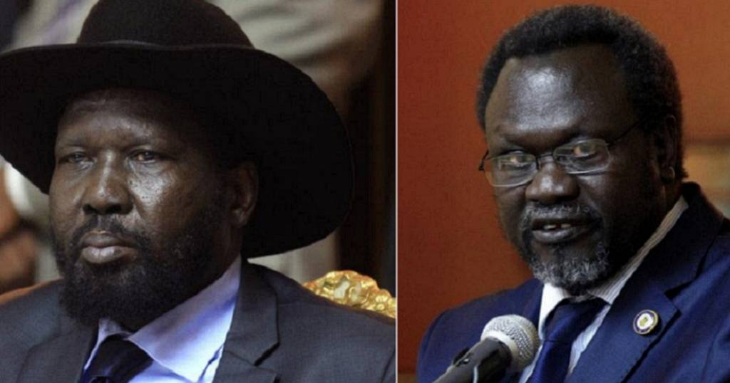 Image result for south sudan leaders