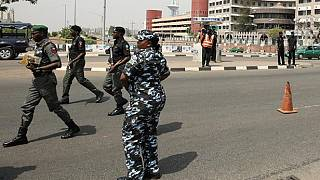 Nigeria police hunt for 180 escaped prisoners