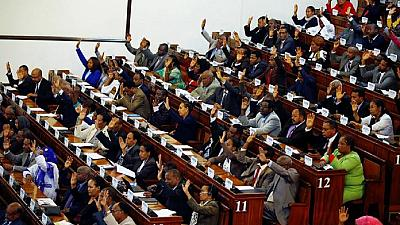Ethiopia's parliament approves government's move to end emergency rule
