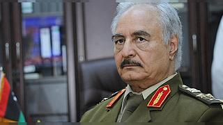 Libya's Haftar says 'victory is close' in eastern Derna