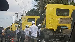 Efforts de restauration de la salubrité à Douala