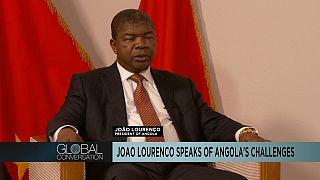 Interview exclusive du président João Lourenço