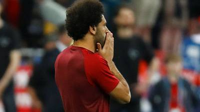 Egypt have high hopes for Salah's early return