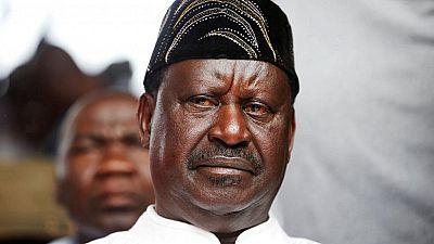 Kenya's Odinga emerges as mediator for face-to-face talks between Kiir and Machar