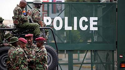 Five police officers killed in explosive device attack at Kenya-Somalia border
