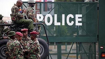 Kenya : cinq policiers tués dans l'explosion d'une mine artisanale
