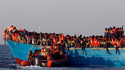 At least 112 die after Tunisian migrants' boat capsizes