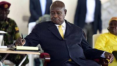Museveni accuses UN, DRC of harbouring ADF rebels