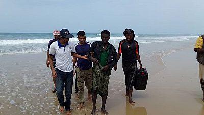 At least 46 Ethiopians drown off Yemeni coast