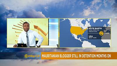 Mauritanian blogger yet to be freed after serving sentence for blasphemy