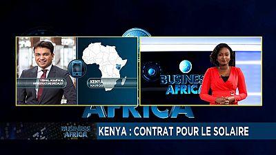 Une entreprise solaire signe un accord de 40MW avec le gouvernement Kenyan [Business Africa]
