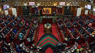 Kenyan MPs cut funding to scandal-hit youth agency