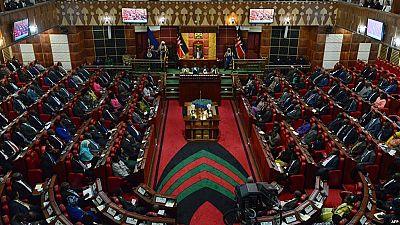 Kenyan MPs cut funding to scandal-hit youth agency