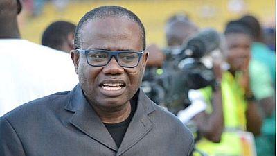 Corruption au Ghana : la fédération de football va être dissoute