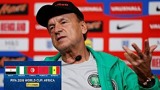 Nigeria coach says Super Eagles are 'positively angry' after humbling Czech defeat