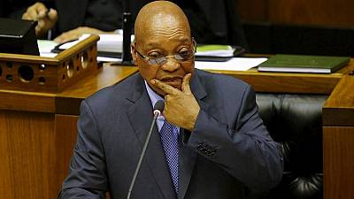 Zuma calls for corruption charges to be dropped