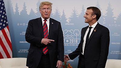 G7 : réchauffement des relations France - États-unis