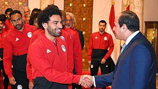 Salah affirme que son état s'améliore, selon la présidence égyptienne