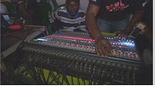 Pointe Noire 'Nsangu Ndji' festival: Behind the scenes