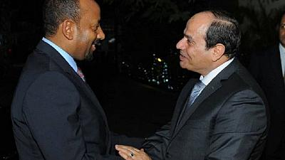 Ethiopia PM meets Sisi as Egypt seeks mutual cooperation