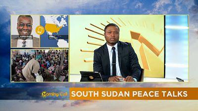 Pourparlers de paix au Soudan du sud [The Morning Call]