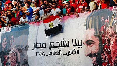 Mondial-2018: l'Egypte réclame à la Fifa le droit de diffuser 22 matches