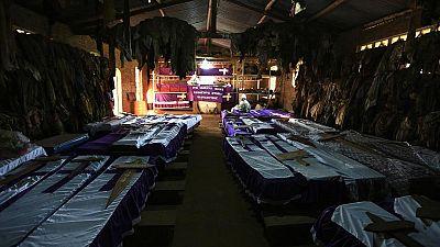Rwanda: des restes de plus de 43 000 victimes du génocide de 1994 transférés dans un mémorial