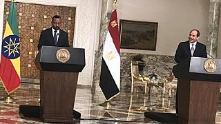 Sisi asks Ethiopia PM to swear to God that dam project will not hurt Egypt