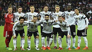Mondial-2018 : tapis rouge prêt pour l'Allemagne, l'ambiance monte
