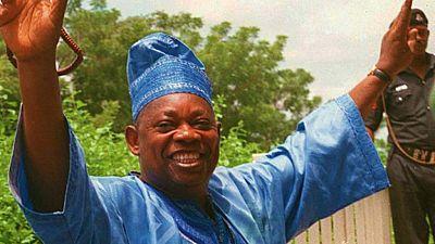 Nigeria : Moshood Abiola, vainqueur présumé des élections de 1993 enfin réhabilité