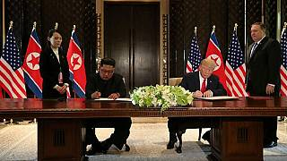 "Sommet Trump/Kim : Paris salue un ""pas significatif"" mais reste prudent"