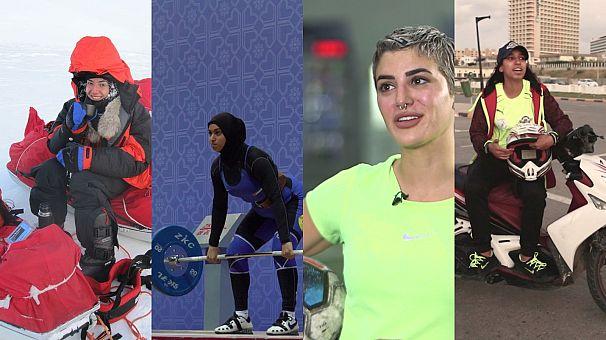 Inspire Middle East : ces sportives de haut niveau qui changent la donne