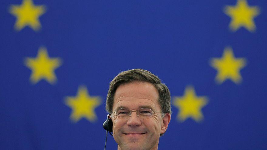 Tanques y drones, en el Parlamento Europeo