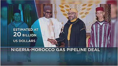 Les pays Africains pourront-ils bénéficier du projet de gazoduc transaharien ?[Business Africa]