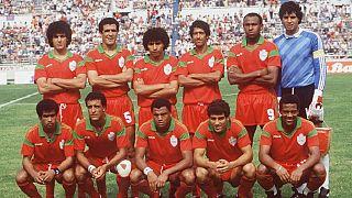 Coupe du monde : les héros marocains de Mexico 86 s'en souviennent encore