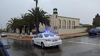 Two worshippers killed in knife attack at a mosque in South Africa