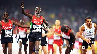 Asbel Kiprop gives up fight to prove doping innocence