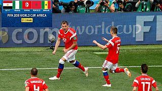 Mondial 2018 - Jour 1 : la Russie entre de plain-pied contre l'Arabie saoudite (5-0)
