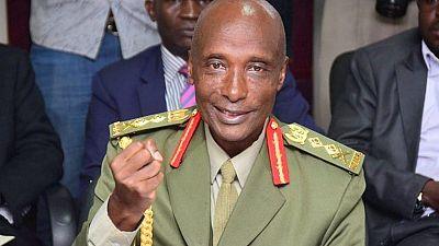 Uganda ex-police chief arrested over police spokesman's killing