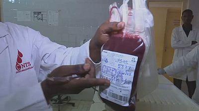 Congo : le parcours d'une poche de sang