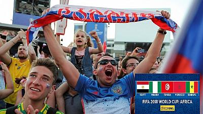 Recapping the first day of the 2018 FIFA World Cup in Russia