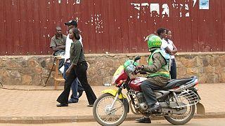RD Congo - Épidémie d'Ebola : les chauffeurs de moto-taxi veulent plus de protection