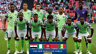 Nigeria will fight for its life in the World Cup's Group of Death