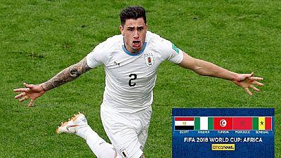 Mondial 2018 - Jour 2 : l'Egypte perd face à l'Uruguay 0-1
