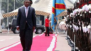 Angola's president says in talks with DR Congo's Kabila about political transition